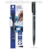 Staedtler 310-9 CD/DVD Marker Pen 0.4mm Black