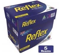 Reflex A4 Ultra White Paper 80gsm A(1 box:5reams)