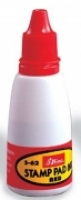 Shiny Self-Ink Stamp Refill Ink 28ml Red S62