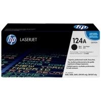 HP Toner 124A Q6000A Black