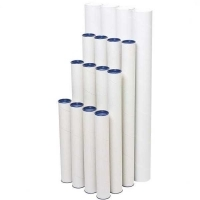 Marbig Mailing Tubes 60mm x 600mm Pack of 4