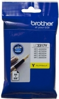 Brother Ink Cartridge LC3317 Yellow