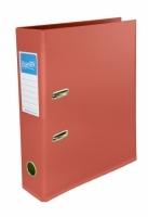 Bantex Lever Arch File PVC A4 Fashion Colours 1450-43 Terracotta