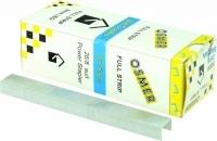 Osmer 26/8 Standard Staples 268 Full Strip Box of 5000