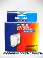 Compatible Brother Ink Cartridge LC57C/LC37C Cyan