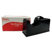 STAT Tape Dispenser Large Black 87008