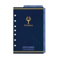 Dayplanner Refills DK1018 216x140 Index Tabs
