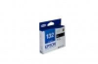 Epson Ink Cartridge 132 Black