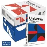 Universal Premium A4 White 80gsm Copy Paper A(1Box-5reams)