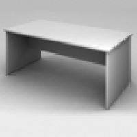DDK Accent Desk 1500x750mm All Grey