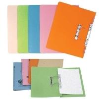 Marbig Jiffex Spring Transfer Fitting Files BX50 4003509 Pink
