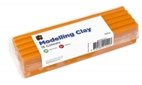 EC Modelling Clay 500gm Orange