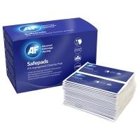 Cleaner AF Safepads IPA Wipes 100Sachels SPA100