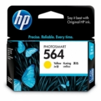 HP 564 Ink Cartridge CB320WA Yellow