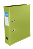 Bantex Lever Arch File PVC A4 Fashion Colours 1450-44 OliveGreen