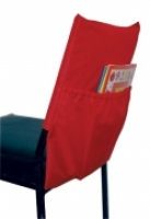 CHAIR BAG EDVANTAGE 420x440mm CHB RED