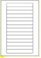 Custom Label 464 A4 BX100 14/sheet White 145x19