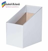Elizabeth Richards Book Box (Pack of 5) White
