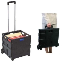 Marbig Collapsible Storage Trolley 87505 25kg capacity