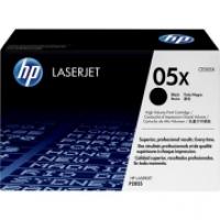 HP Toner 05X CE505X Black HiCapacity