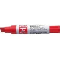 Pentel M180B Permanent Marker Jumbo Red