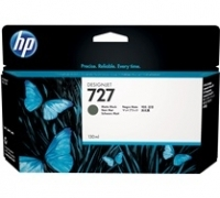 HP 727 Ink Cartridge B3P23l Photo Black 130ml