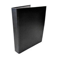 Marbig Ring Binder A5 25mm 2R 5001002 Black