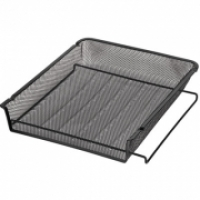 Esselte Metal Mesh Document Tray 47546 Black