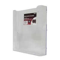 Deflecto Brochure Holder Wall Mount A5 Linking 39511