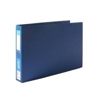 Bantex Ring Binder A3 Oblong 2D 38mm (300p) Blue BX6