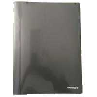 Razorline A3 Display Book Fixed 20 pocket Black