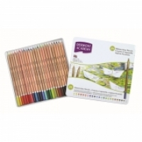Derwent Academy Pencils Watercolour tin36 2300226