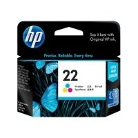 HP 22 Ink Cartridge C9352AA Colour