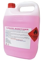 Hand Sanitiser Hospital Grade 70% Alcohol 5 Litre