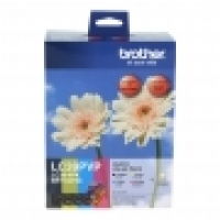 Brother Ink Cartridge LC39PVP Valuepack 4Pk+40sh Paper