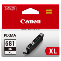 Canon Ink Cartridge CLI681XL (681BKXL) Black