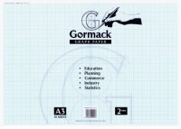 Gormack Graph Pad A3 2mm C052X 50sheet