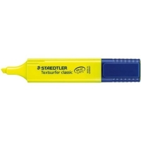 STAEDTLER TEXTSURFER CLASSIC 364-1 HIGHLIGHTER Yellow