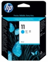 HP Ink Cartridge (11) Cyan C4836A