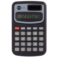 Marbig Calculator 97620 Pocket Mini 8digit