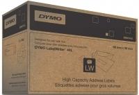 DYMO LABELWRITER LABELS 4XL Shipping Label 89x28mm BX2
