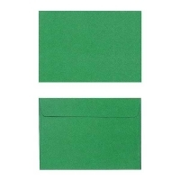 Quill Envelope 80gsm C6 114x162 Pack 25 - Emerald