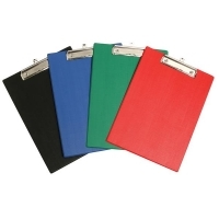 Marbig Clipboard A4 PVC Red 43020993