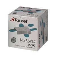 Rexel 66/14 Heavy Duty Staples R06075 BX5000
