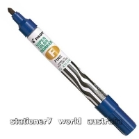 Pilot SCAF Fine Bullet-Tip Marker BX12 619102 Blue