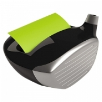 Post-it Pop Up Note Dispenser GOLF330 Design