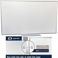 Penrite Porcelain Slimline Whiteboard QTPWI1509A 1500x900