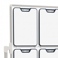 Visionchart Mobile Tablet Whiteboard - Tablets 300x450mm WT4530