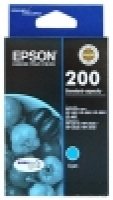 Epson Ink Cartridge 200 Cyan