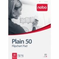 Nobo Flipchart Pad A1 585x815 Matt 50sh 80gsm 19030